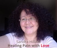 NEW Healing Pain With Love - Sandra Hillawi